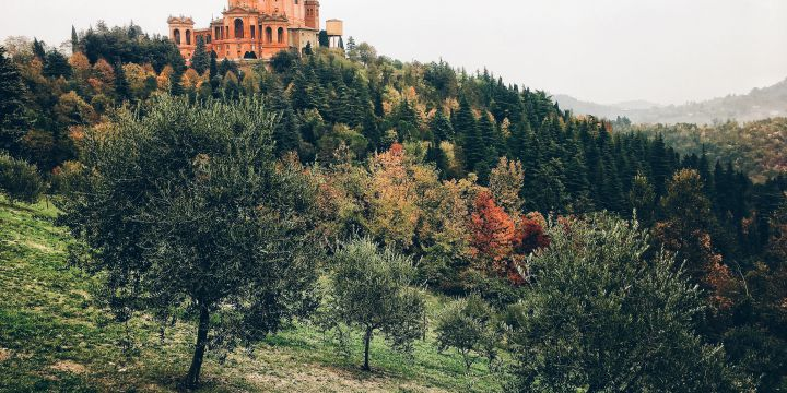 San Luca – Path of Gods